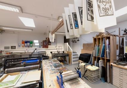 Exeter Photographer School Interior