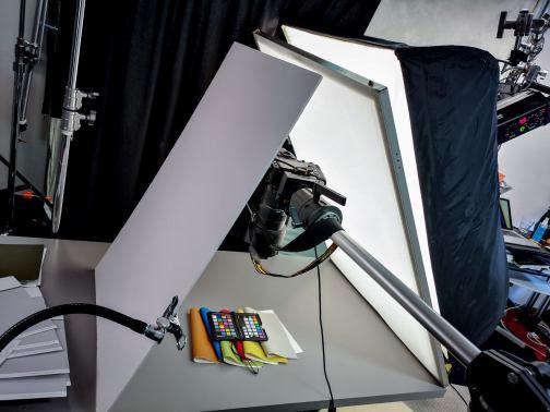 Product photography studio