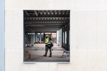 Construction Engineering Photographer