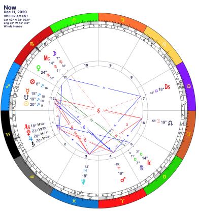 Chart of 11 December 2020 at 9:16 am EST over western Massachusetts