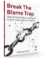 Break the Blame Trap book