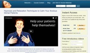Calmer Dental Patients Screen shot