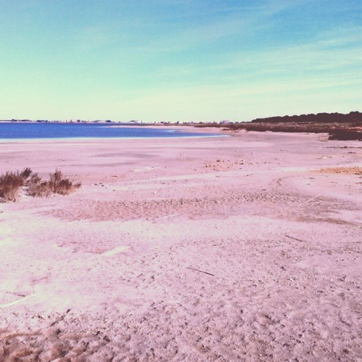 Salt Lake of La Mata (Salina de La Mata)