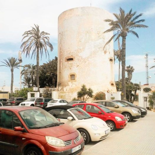 Cabo Roig restaurant (tower)