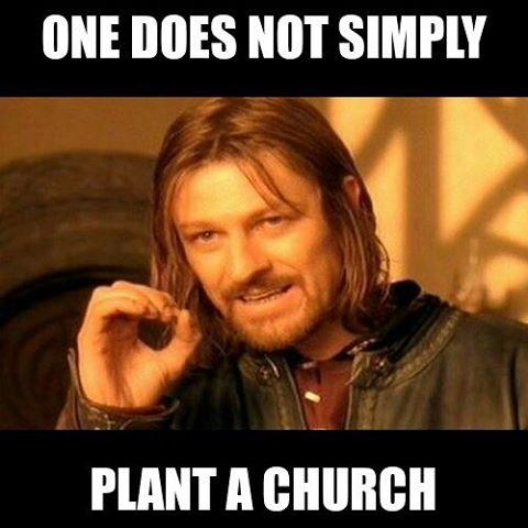 Boromir, Church Planter