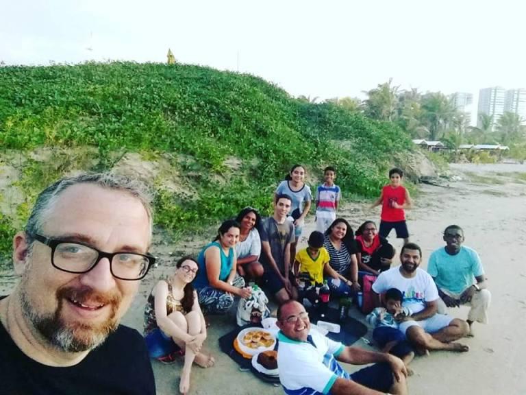 The Maranhão Team