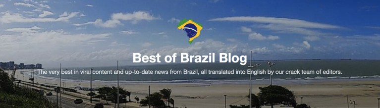 Weekly Best of Brazil Blog Roundup