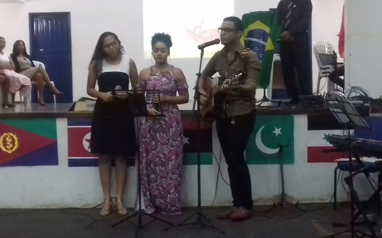 More Missionary Conference Special Music