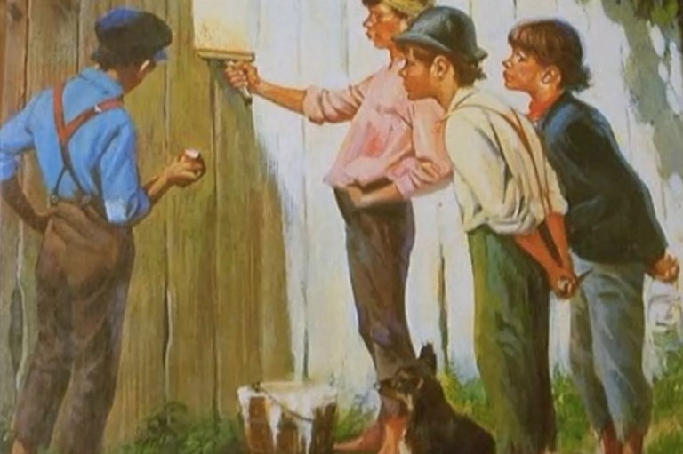 James 1:16 – Stop Whitewashing the Fence