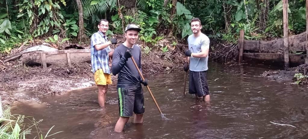 Camp Update: Dry Me a River