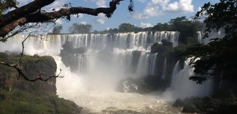 Best of Brazil: Drone Video of the Iguaçu Falls
