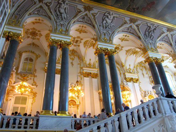 Hermitage Museum St Petersburg Russia Andrew Meyer