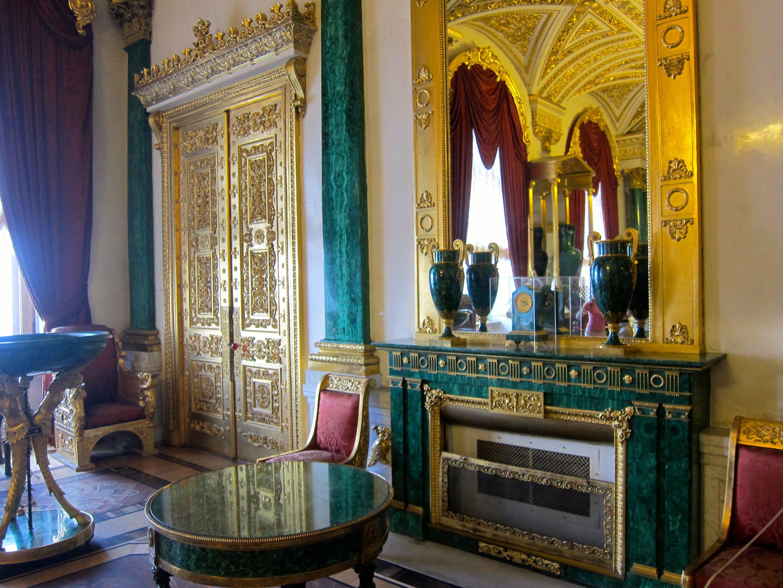 Hermitage Museum St Petersburg Russia  andrew d meyer
