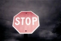Stop sign - image by Haley Sparks