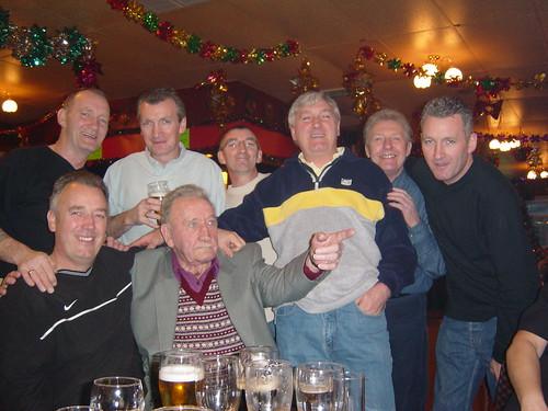 The Doran boys plus one Hibbert