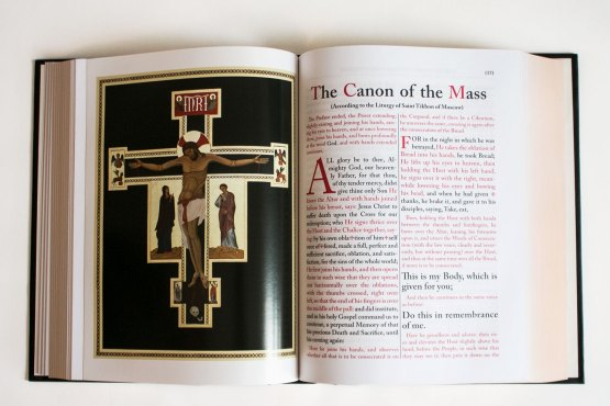 American Missal Canon of the Mass Saint Tikhon