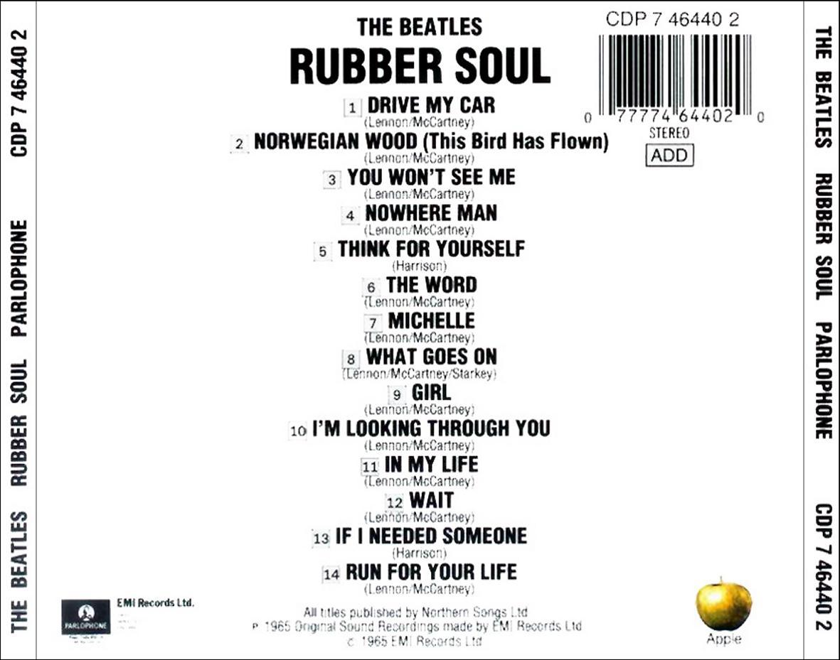The Beatles' Rubber Soul: Rock's Last Great Pop Album