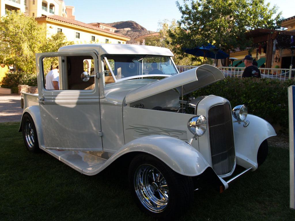 Lake Las Vegas Car Show 2011