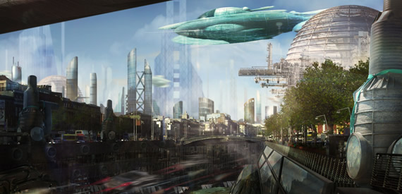 Future City Holli Alvarado