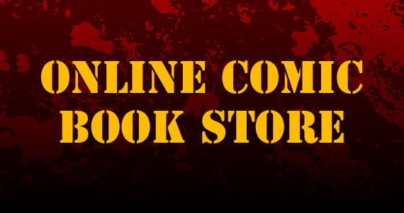 Online Comic Book Store