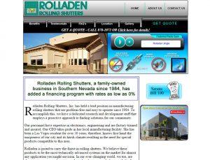 Rolladen Rolling Shutters