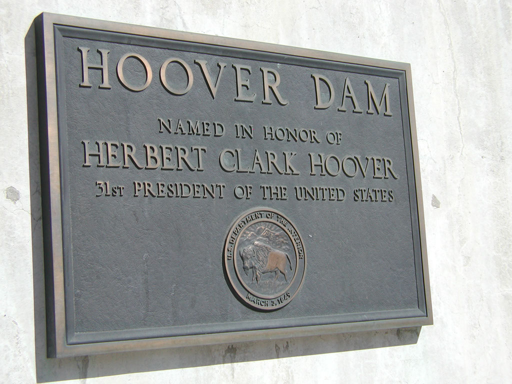 Hoover Dam Photography