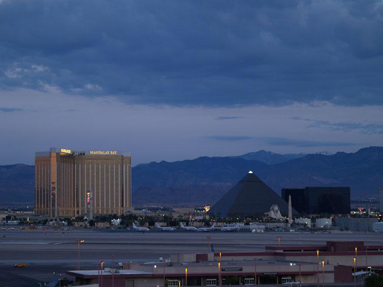 Luxor Hotel / Casino, Las Vegas, NV