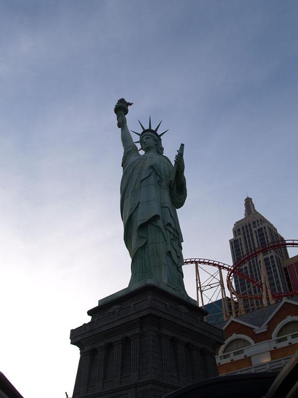 New York New York Hotel Casino, Las Vegas, NV