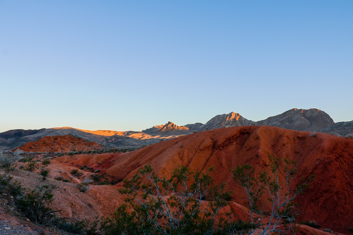 Lake Mead Photography