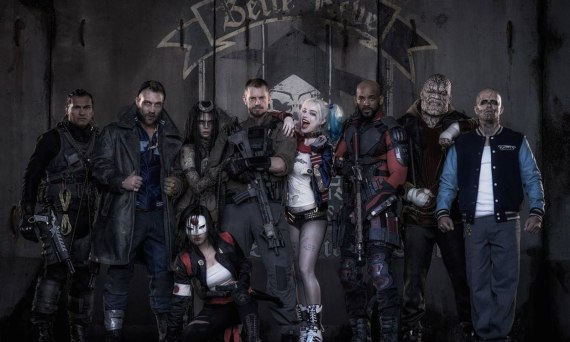 Suicide Squad 2016 Movie Review