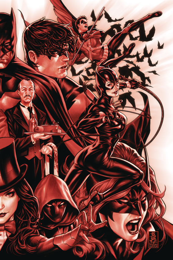 DETECTIVE COMICS #1004 VAR ED MARK BROOKS