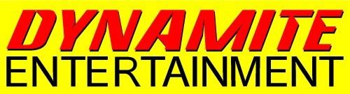 Dynamite Comics Logo