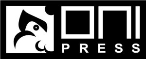 Oni Press Comics Logo
