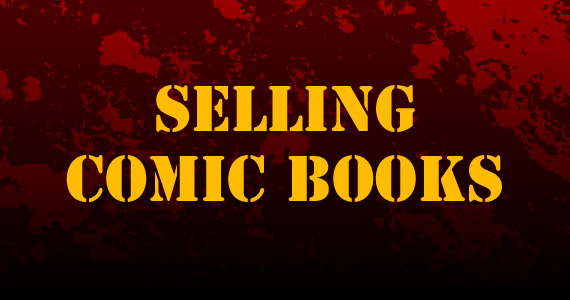 Selling Comic Books Online
