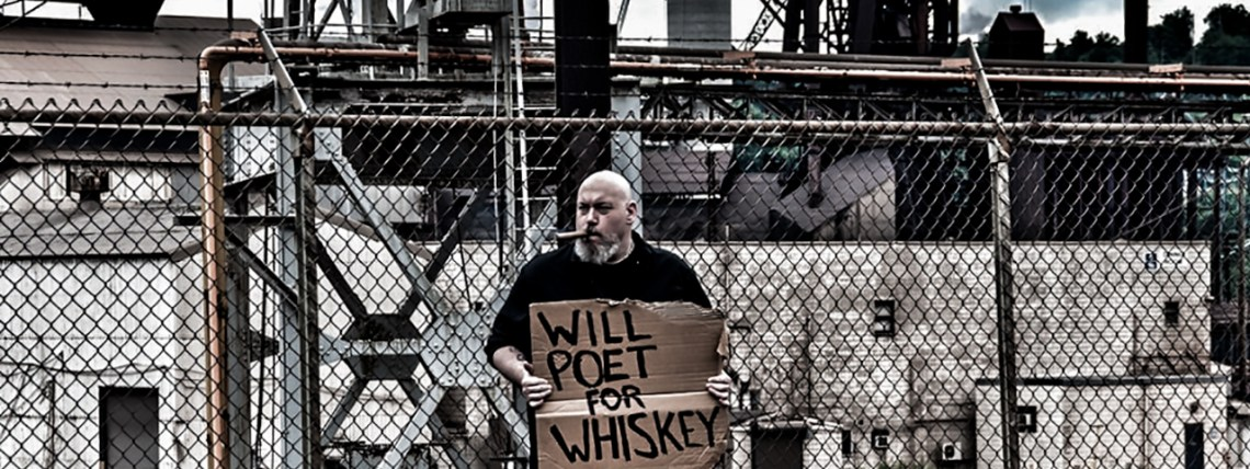 American Poet Ron Gavalik