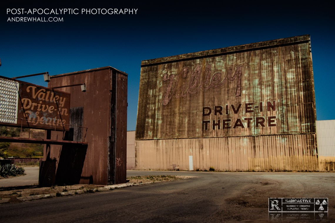 Abandoned Drive-In