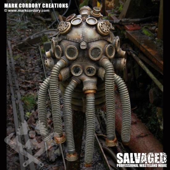 Salvaged Wear