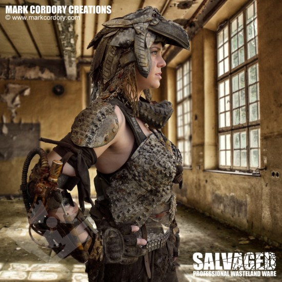 Salvaged Wear Post-Apocalyptic Costumes