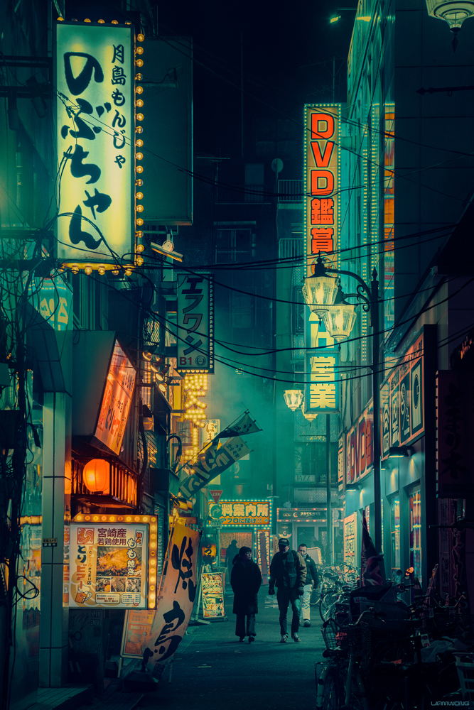 Photographer Liam Wong