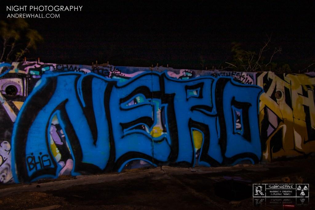 Night Ops Graffiti Town