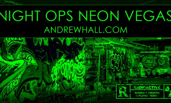 NIGHT OPS NEON VEGAS