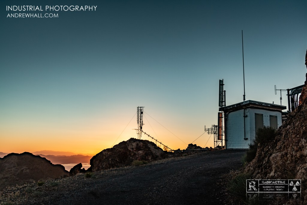 Desert Radio Tower