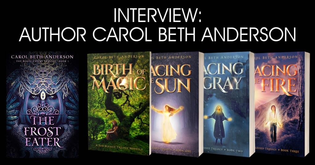 Author Carol Beth Anderson