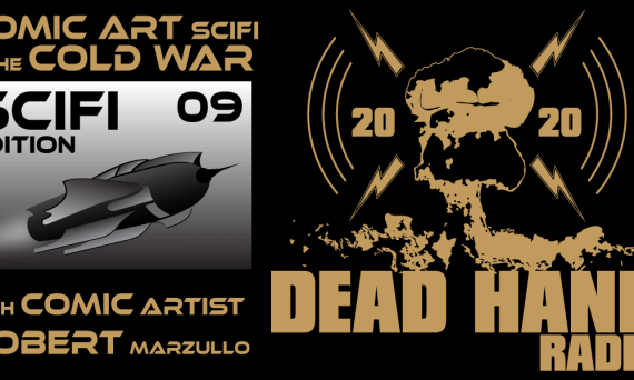 Comic Art SciFi and The Cold War