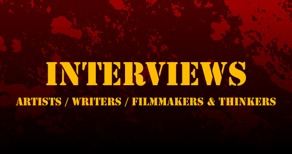 Artist Writers Filmmakers and Thinkers Interviews
