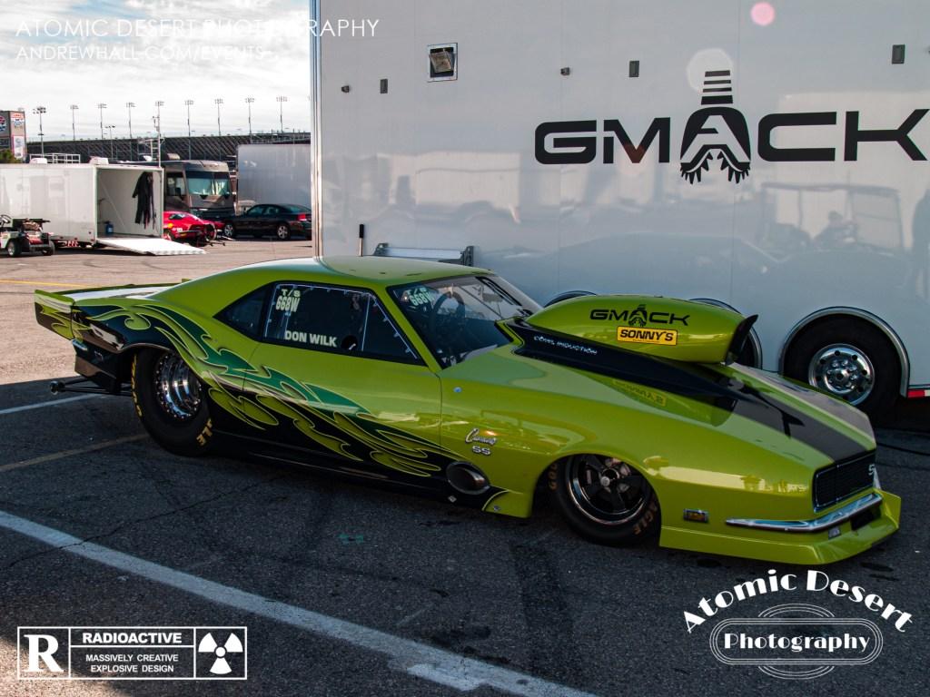 Las Vegas Drag Racing 2011