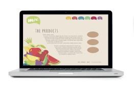 mix web mock-up (product1)