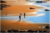 Riding on the beach|Imana Wild Ride 2014 | Photos by Jon Ivins & Sean Stanton