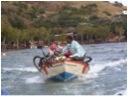 Boat Crossing |Imana Wild Ride 2014 | Photos by Jon Ivins & Sean Stanton