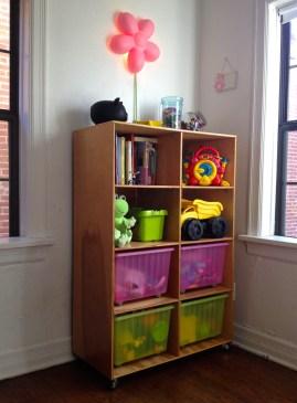 storage cubbie